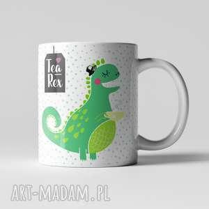 wyjątkowy prezent, kubek tea-rex, kubek, personalizacja, herbatka
