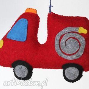 zabawki karuzela nad łóżeczko pracowite autka - wyjątkowa ozdoba dla najmłodszych