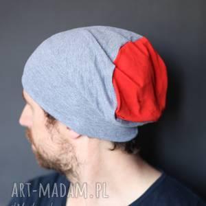 ręcznie wykonane czapki czapka bez podszewki damsko męska dzianinowa