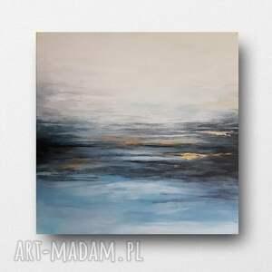 abstrakcja-obraz akrylowy formatu 60/60 cm, abstrakcja, akryl, obraz