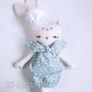 oryginalny prezent, lalki lalka królik gaja, królik, zając, przytulanka, zabawki