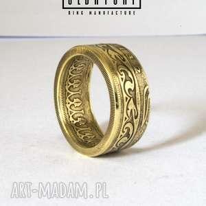 MILLIM - EGZOTYCZNY PIERSCIEŃ Z TUNEZJI, zaręczynowy, tunezja, arabski, boho, sygnet