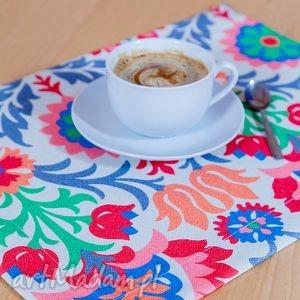prezent pod choinkę Serwetka Obiadowa Talerze, serwetka, talerze, obiad