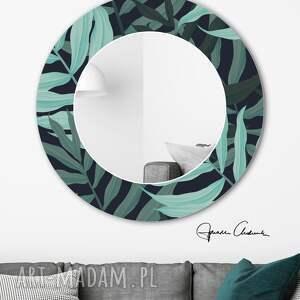 palm - to stylowe lustro o wyszukanym wzornictwie, lustro, decor, lustra