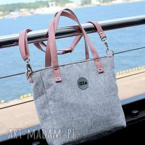 torba damska na ramię cuboid sawana, elegancka-torebka, torba-do-pracy