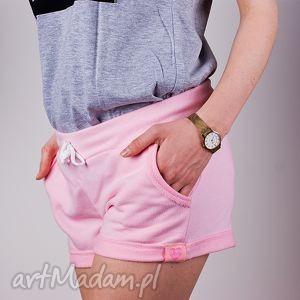 spodnie sportowe modne fajne spodenki szorty na siłownie wakacje lato balo