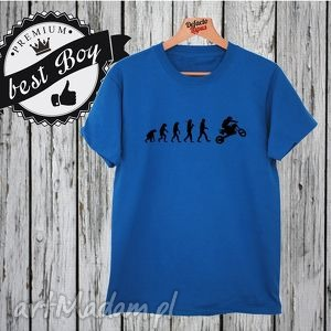 Prezent Koszulka z nadrukiem dla chłopaka, super faceta, mężczyzny, męża, niego