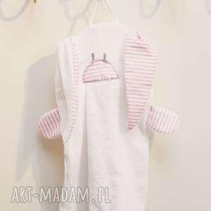 Ręcznik dla dziecka Wesoła Farma (Króliczek), bawełna, frotta