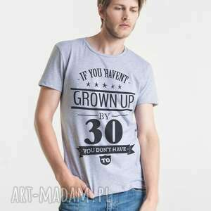 GROWN UP T-shirt Męski, męski