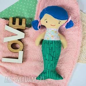 ręczne wykonanie lalki syrenka - lalka 30 cm ela