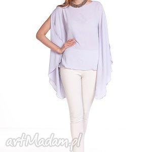 hand-made bluzki bluzka aleksandra - szara