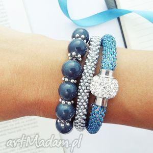 hand-made blue inspiration set