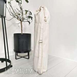 hand-made torebki bawełniany pokrowiec/torba na matę