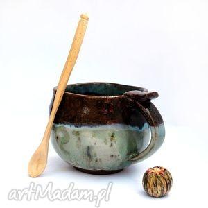 święta prezent, ceramiczny kubek - jt nr38, ceramika, naczynie, kubek, unikat