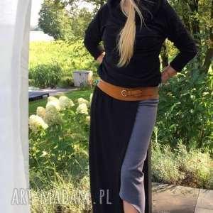 Lalibay-Sukienko-kombinezon, wymyślna, wygodna, oryginalna, luźna, kombinezon