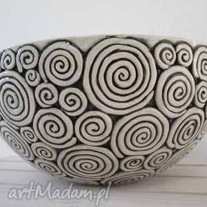 ceramika miska gigant, ceramiczna, miska, misa, duża