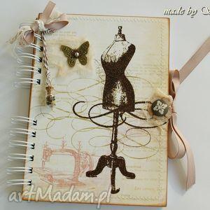 scrapbooking notesy notes - magiczna pracownia, notes, notatnik, zapiśnik