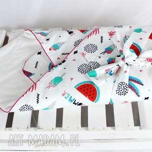 dla dziecka roŻek niemowlĘcy - summer, rożek, otulacz, łóżeczko, noworodek