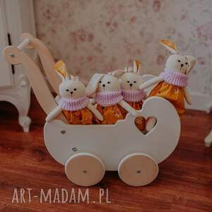 maskotka króliczek jagoda 35 cm, króliczek, zabawka, prezent