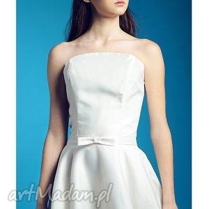 Nowa Kolekcja - Ti piace?, gorsetowa, sukienka, slubna, prosta, romantyczna