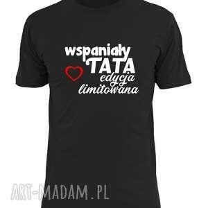 koszulki koszulka z nadrukiem dla taty, prezent dzień ojca, od dzieci, syna