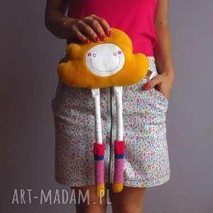 maskotki chmurka z serii fluffy - na zamówienie, chmurka, maskotka, śmieszna