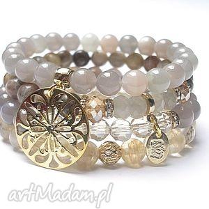 beige and grey vol 4 /25 09 15/ set, agaty, kamienie, słoneczny, kwarc