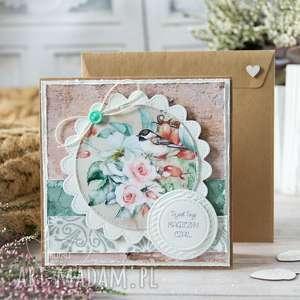 kartka jesienna, z twoją treścią, jesień, dla kobiety, na urodziny