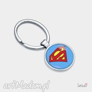 breloki brelok do kluczy superman, superbohater, komiks, film, filmowe, grafika