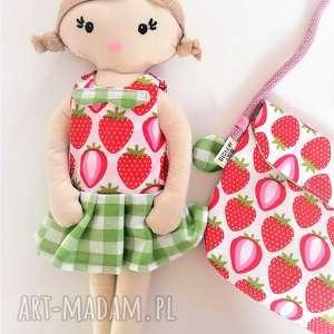 Prezent Mała lala - włosy blond, lala, lalka, szmacianka, prezent,