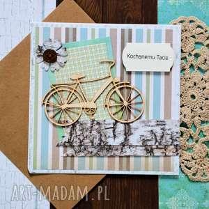 ręcznie robione kartki kartka - kochanemu tacie (2 )