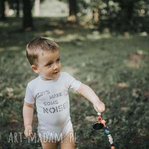 Prezent Body dla dzieci i niemowląt z krótkim rękawem - NOISE, body, prezent, dziecko