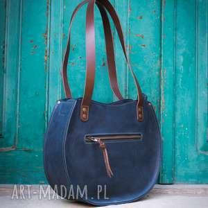 Oryginalna torebka torba ręcznie robiona Ladybuq Art na ramie Torebka Basia