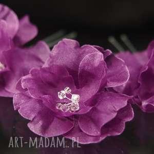 prezent na święta, w kolorze krokusów, jedwab, ozdoba, swarovski, kryształ, ślub