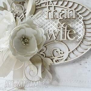 Ślubna elegancja w pudełku - życzenia, ślub, gratulacje, rocznica