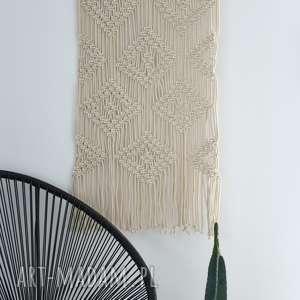 handmade dekoracje makrama