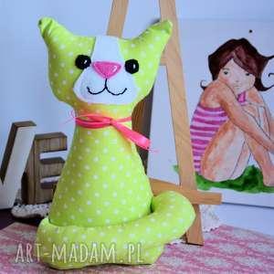 hand-made zabawki kotek torebkowy - asia 25