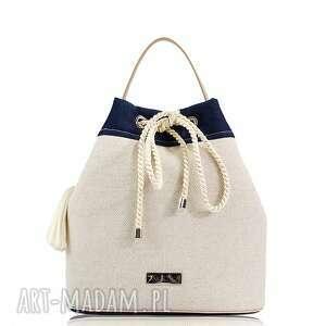 torebki torebka taszka simple 130, simple, worek, len, jeans,