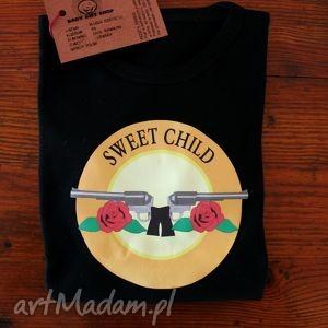 babygiftshop sweet child / bluzeczka z długim rękawem, dziecko, bluzki, ubranka, rock