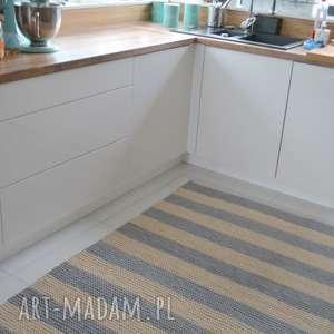 ręcznie wykonane dywany dywan long kitchen