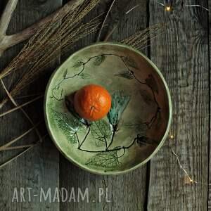 oryginalny prezent, misa kielisznik, patera, talerz, misa, miska, na owoce