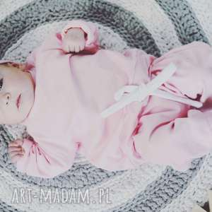 bluza kanu z przedłużanym tyłem, bluza, kanu, buba, dresówka, noworodek
