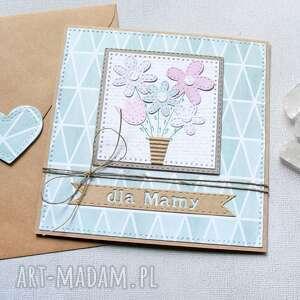 kartki dla mamy kwiatki na dzień matki, mama, mamy