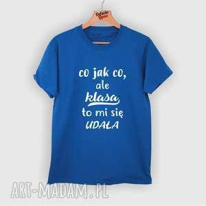 hand made koszulki koszulka z nadrukiem dla nauczyciela, prezent na dzień edukacji