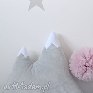 Poduszka góra - poduszka, góra, scandi, poducha, prezent