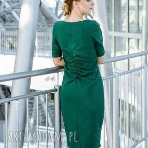 ręcznie zrobione sukienki nicety sukienka dresowa