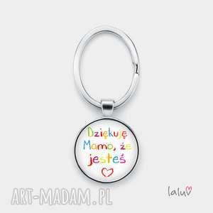 brelok do kluczy dziękuję mamo, mama, miłość, dzień, matki, macierzyństwo, prezent