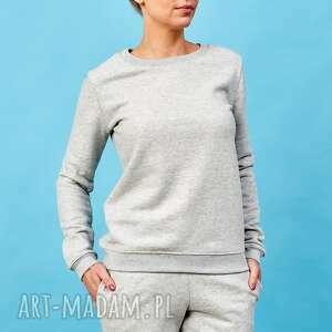 klasyczna bluza szara, bluza-dresowa, dresowa-bluza, klasyczna-bluza, bluza-damska