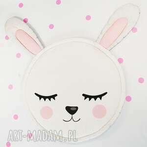 Mata uroczy królik 120 cm pokoik dziecka bliblo mata, królik