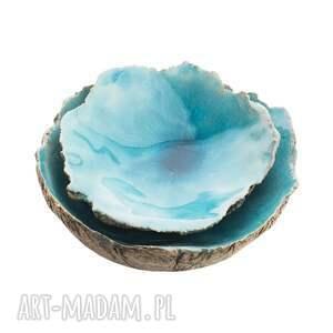 handmade ceramika zestaw ceramiczny